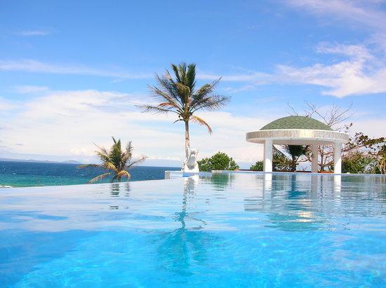 Lingganay Boracay Hotel Resort : Poollandschaft, einfach traumhaft!