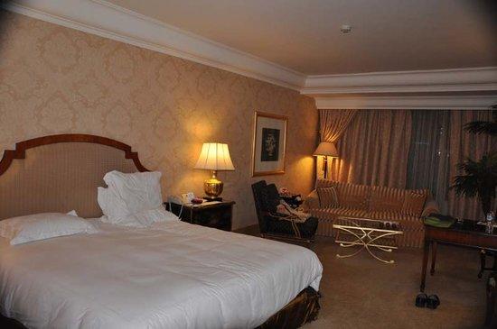 โรงแรมมูเลีย: Deluxe Room Mulia