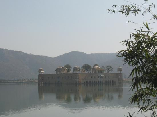 Rajasthan, India: jal mahal