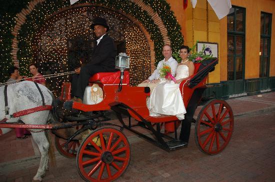 Charleston Cartagena Hotel Santa Teresa : must have a carriage ride