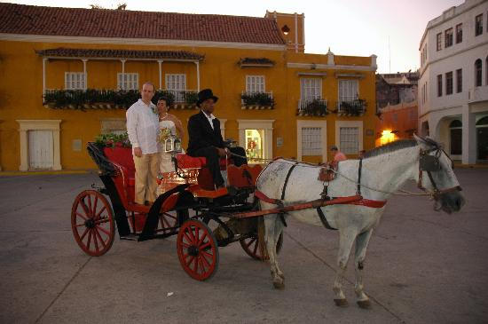 Charleston Cartagena Hotel Santa Teresa : see.....