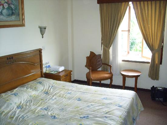 Lahat, Indonesia: Guest Room