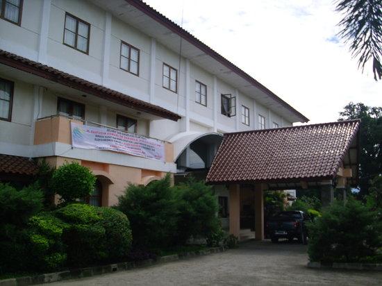 Lahat, Ινδονησία: Exterior