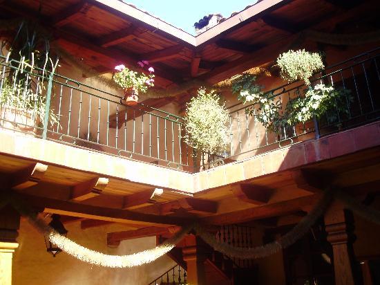 Hostal Casona de Manzano: segundo piso