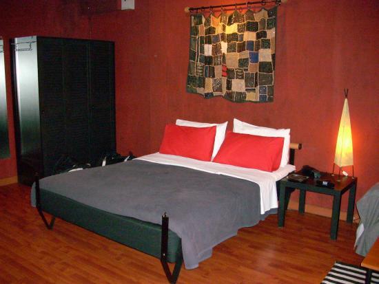 La Residence Bangkok : chambre