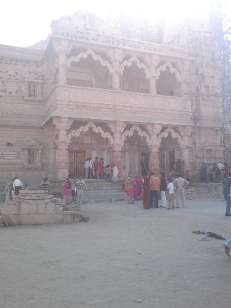 Rajasthan, India: The Great Savaliya Mandir of Chittourgarh