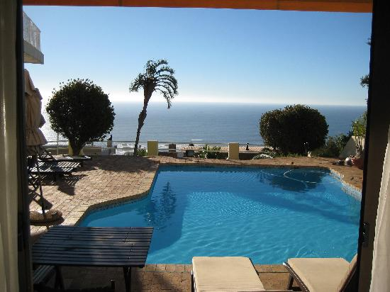 African Dreams Guest House Camps Bay: View from the Leopard Suite