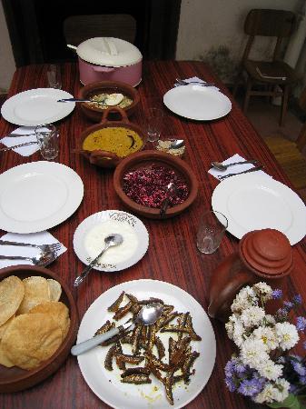 Kannur Beach House: Keralan Dishes