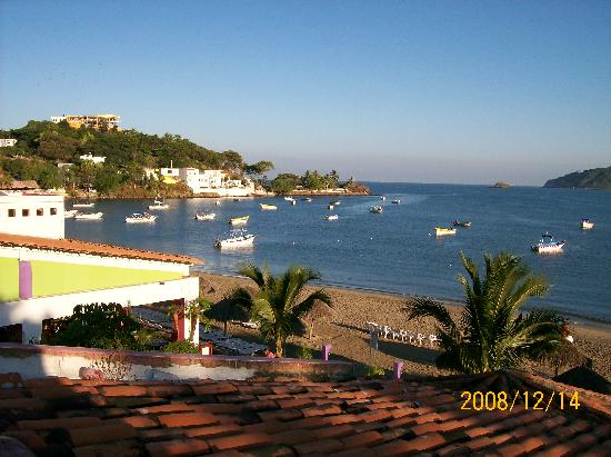Decameron Los Cocos : the wonderful beach at Rincon