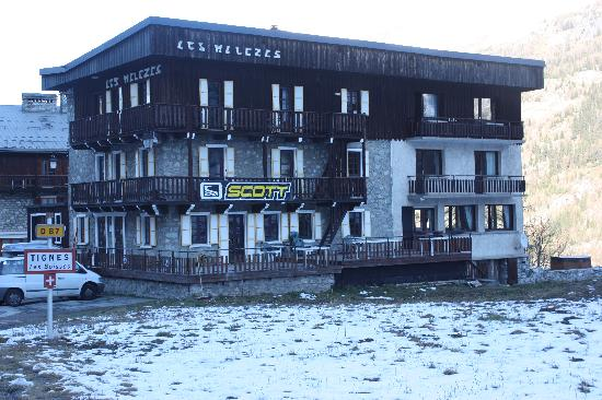 the hotel picture of chalet hotel les melezes tignes tripadvisor