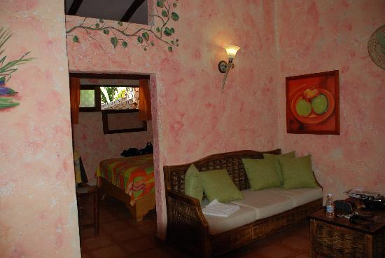 Casa Valeria Boutique Hotel: Our first room