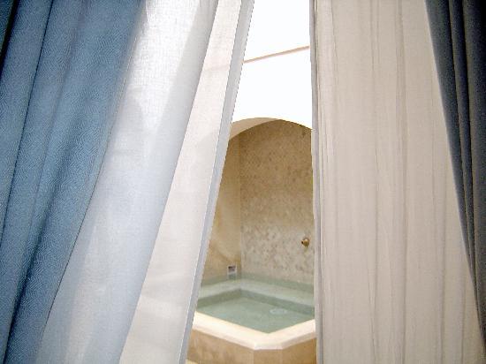 Dar Housnia : bassin