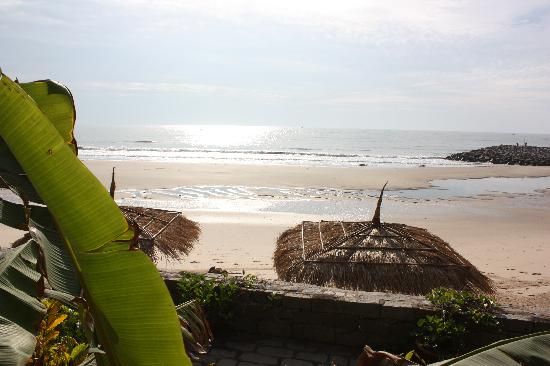 White Sands Resort: View from oceanview room
