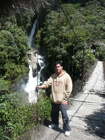 another cascade in Baños