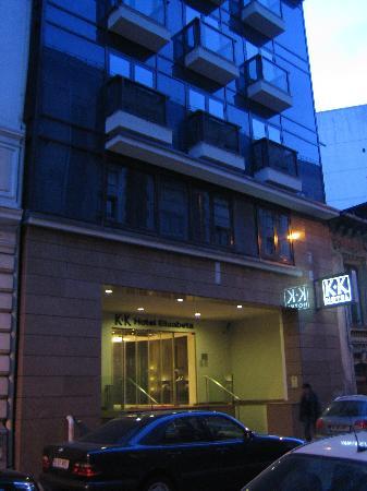 K+K Hotel Elisabeta: Außenansicht