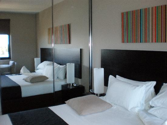 Quest Mascot Serviced Apartments: Our room