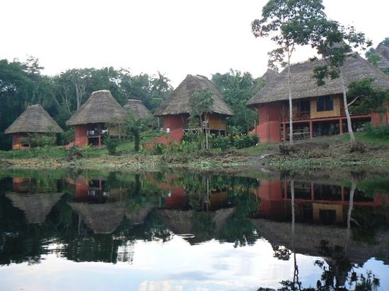 Napo Wildlife Center Ecolodge: Napo Wildlife Center Complex