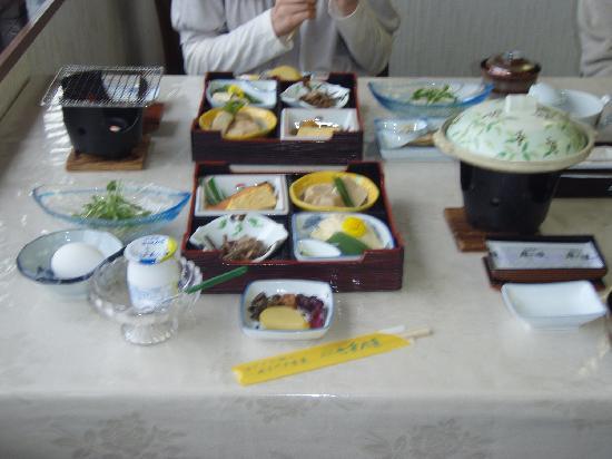 Hotel Nanaeyae: 朝食