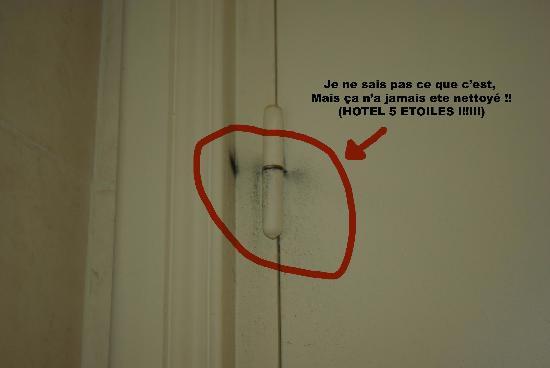Propret dans les toilettes hotel 5 etoiles picture of for Meuble 5 etoiles tunisie mnihla salon