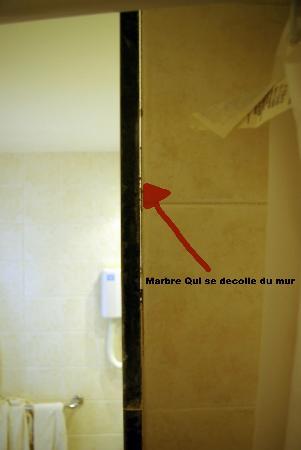 Propret dans les toilettes hotel 5 etoiles photo de for Meuble 5 etoiles tunisie ezzahra
