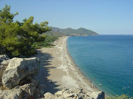 Anatolia Resort Hotel : Strand