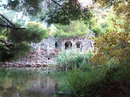 Anatolia Resort Hotel : von Piraten Stadt Olympos