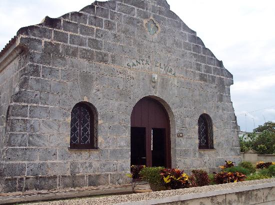 Santa Elvira Church Varadero