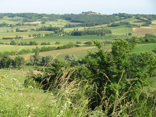 Bosc Lebat : on the drive there