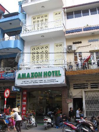 Amazon Hotel: Hotel