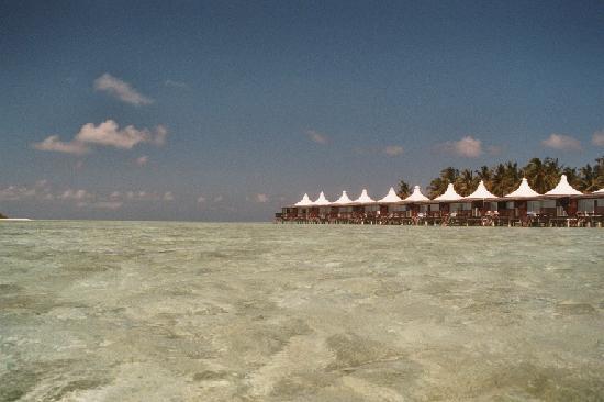 Cinnamon Hakuraa Huraa Maldives: le beau lagon