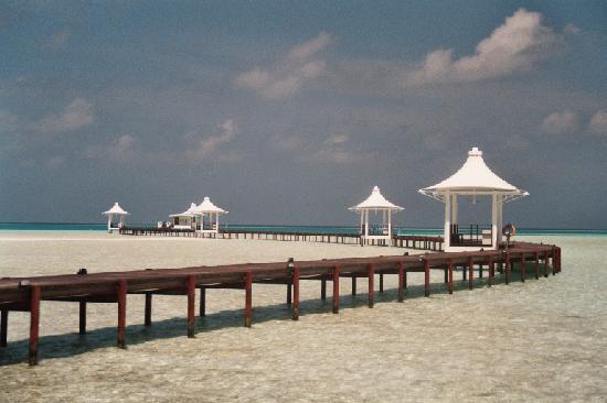 Cinnamon Hakuraa Huraa Maldives: spectaculaire à toute heure