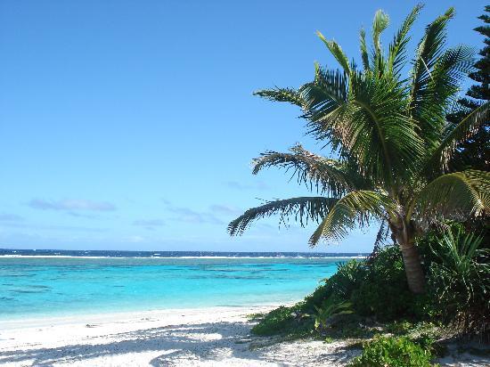 Mare, New Caledonia: Plage de Kawe
