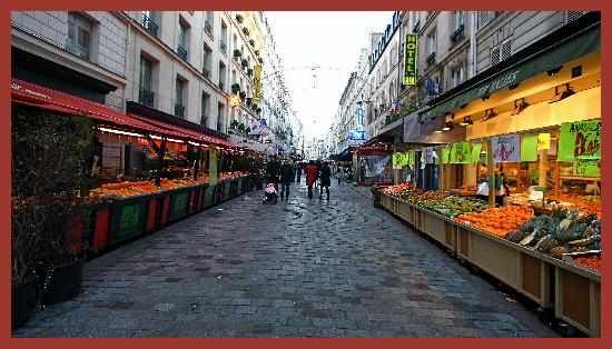 Shopping Along Rue Cler Picture Of Rue Cler Paris
