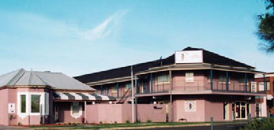 ‪‪Shellharbour‬, أستراليا: Front of Shellharbour Village Motel‬