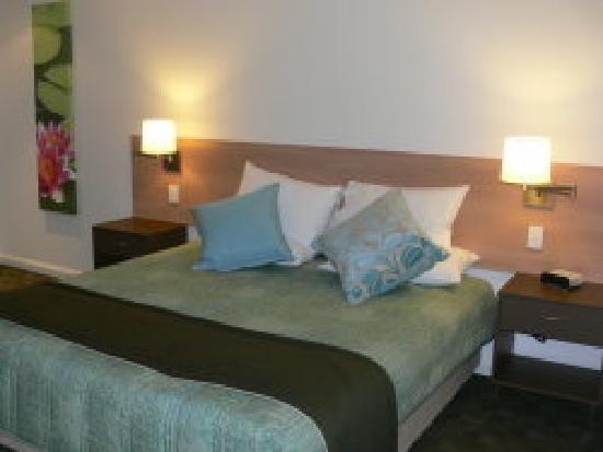 Spring Resorts Shoalhaven Sports Motel: The Room