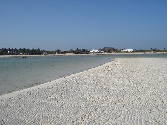 Jacaranda Beach Resort: le lingue di sabbia e vista dall'oceano