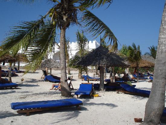 Jacaranda Beach Resort: spiaggia del villaggio