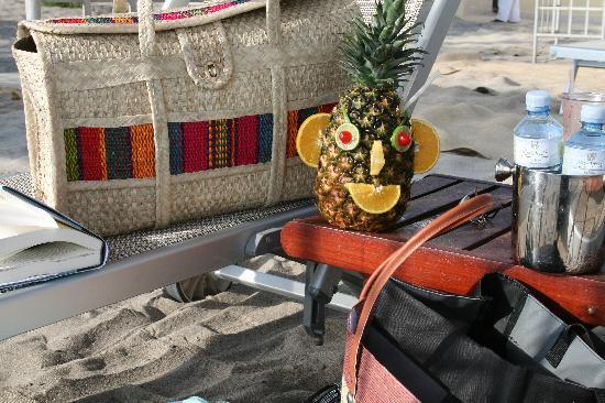 Casa Velas: a treat from the beach club staff