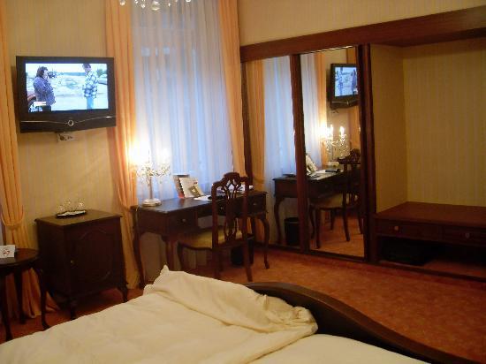 Heliopark Bad Hotel zum Hirsch: confortable