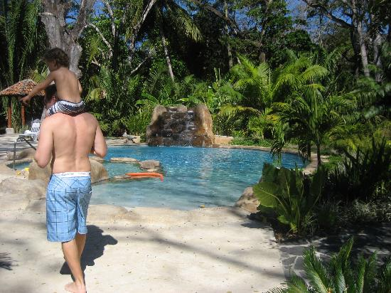 Villas Hermosas: the pool