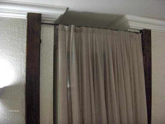 TownHouse 31: detalle cortinas