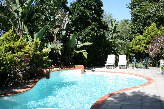 Bridgewater Manor: pool area