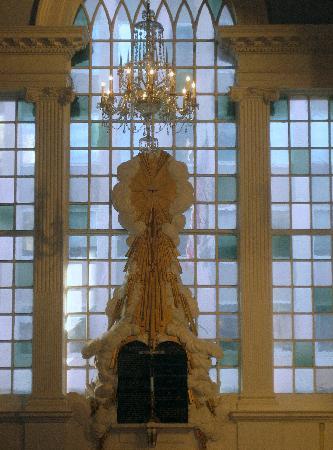 Capilla de San Pablo: Altar