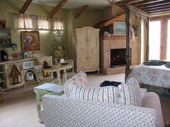 Adobe Grand Villas : comfy cozy