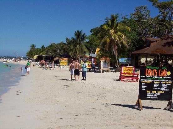 La Vivace Spiaggia Di Negril Picture