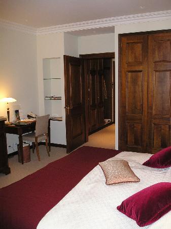 Suvretta House : Zimmer (Standard Kategorien)
