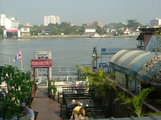 Navalai River Resort: View from Balcony