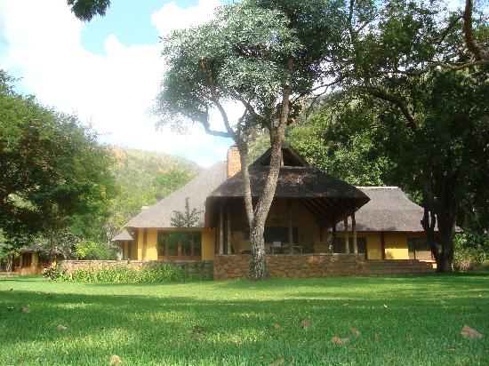Lydenburg, แอฟริกาใต้: Paperbark Bush retreat