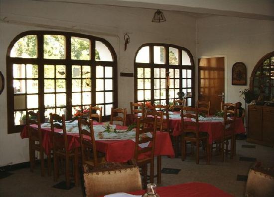 Motor Stop Helder: dining room