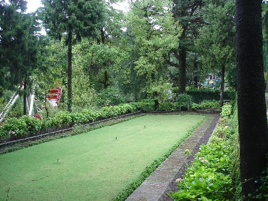 Mussoorie, India: Company Garden
